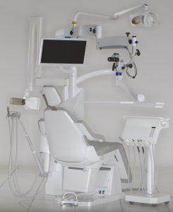 Behandlungseinheit bei Korr Dental