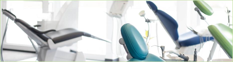 Behandlungseinheiten für Zahnarztpraxen